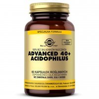 Solgar Advanced 40+ Acidophilus x 60 kaps